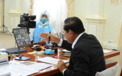 Covid-19 Cases Sharply Decline After Hun Sen Orders New Policy