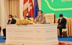 Hun Sen Warns Analysts Who Criticize the Government