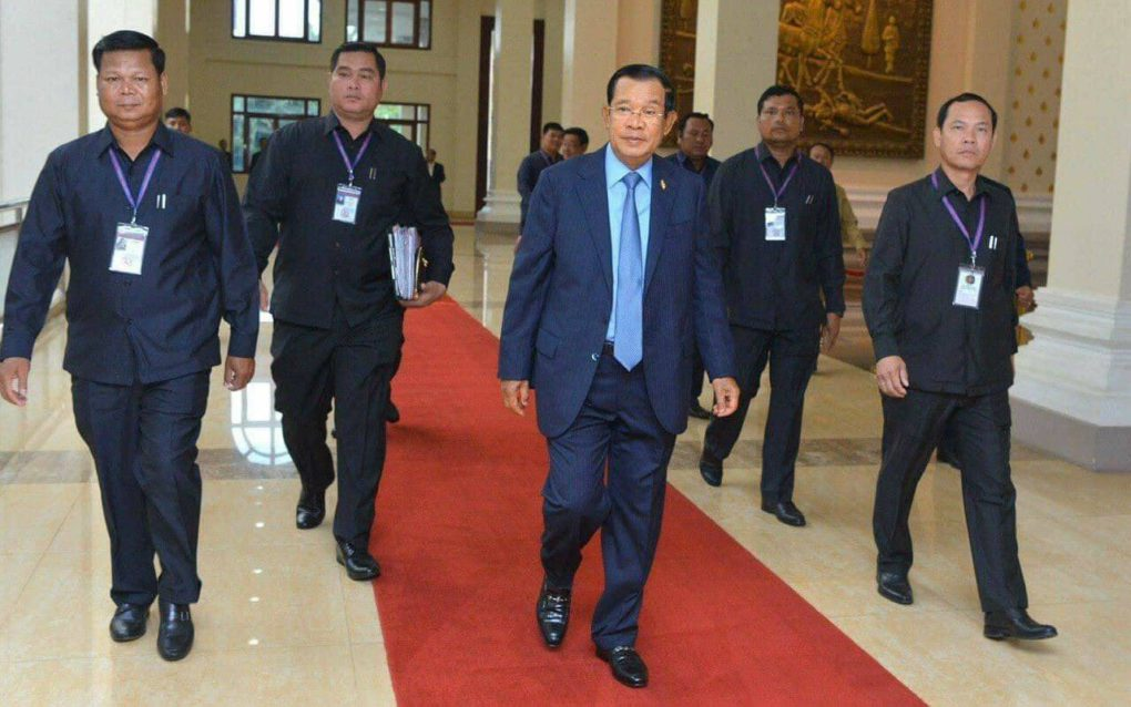 PM Bodyguards Promoted to Be Official Assistants